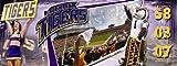 LSU Tigers Louisiana State Sports Wall Mural Wallpaper 4' x 10'