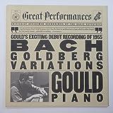 Bach: Goldberg Variations / Glenn Gould, Piano