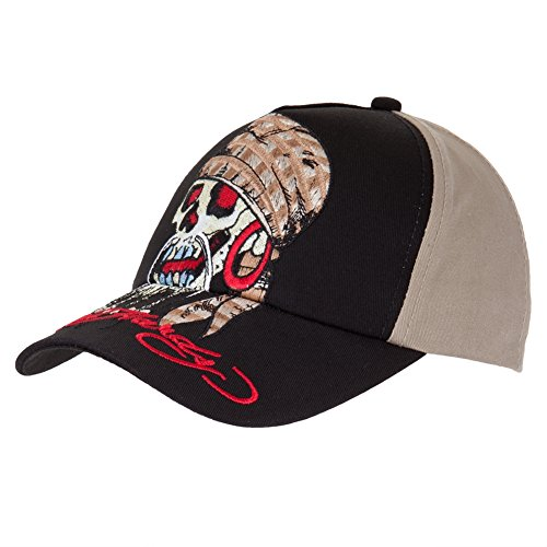 Ed Hardy - Pirate Skull Youth Adjustable Baseball (Ed Hardy Boys Rock)
