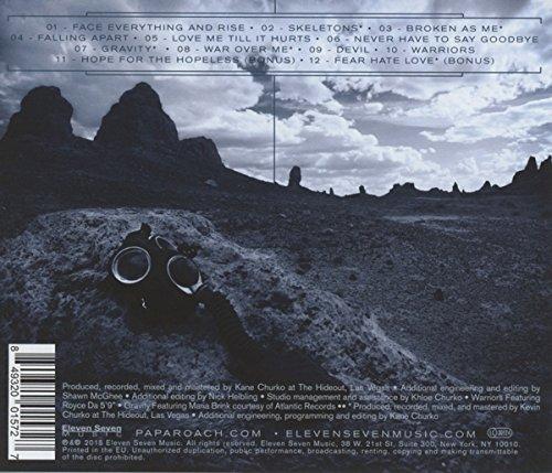 скачать Papa Roach Fear Torrent - фото 9