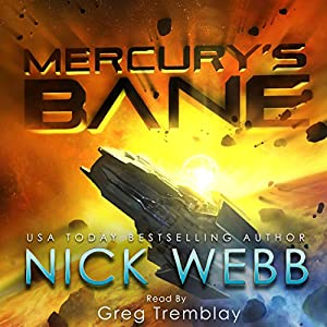 Mercury's Bane Audiobook