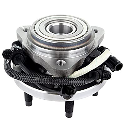 OCPTY NEW Wheel Hub Bearings Front 5 LUGS Replacement fit ford Explorer/Replacement fit ford Ranger/Mazda B3000/Mazda B4000 2003-2009 Compatible with OE: 515052(Pack of 2): Automotive