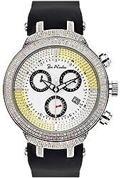 Joe Rodeo Diamond Men's Watch - MASTER silver 2.2 ctw
