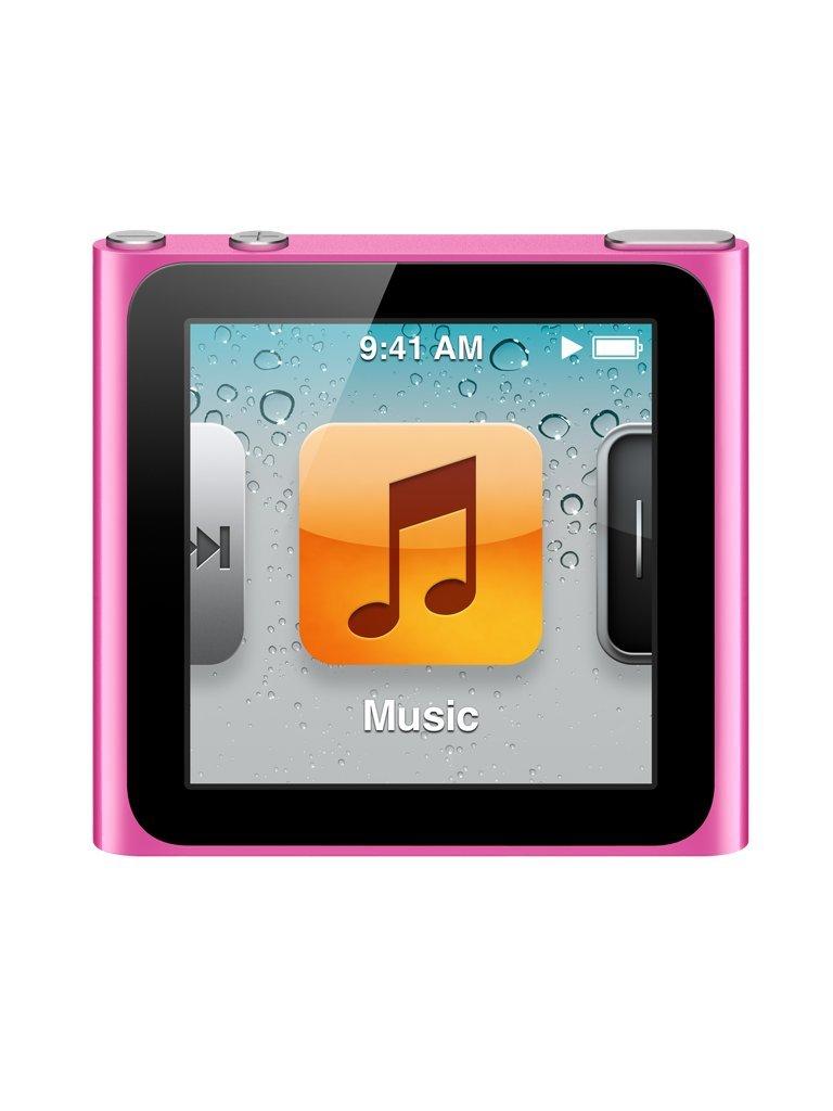 Apple iPod Nano (6. GEN) 8 GB - Rosa [importado de Reino Unido]: Amazon.es:  Electrónica