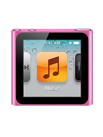 apple ipod nano 8gb flash drive with 1 54 inch colour amazon co uk rh amazon co uk ipod nano 6th generation user manual ipod nano 6th generation user manual