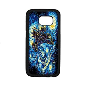 Cell Phone case Vincent Van Gogh Starry Night Cover Custom Case For Samsung Galaxy S7 MK8Q900710