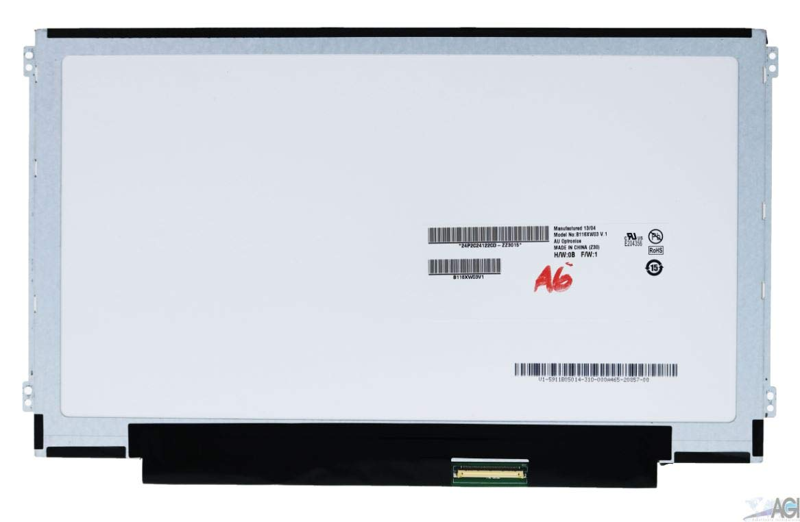 11.6 Matte HD LCD Compatible with Samsung XE303C12 and XE503C12