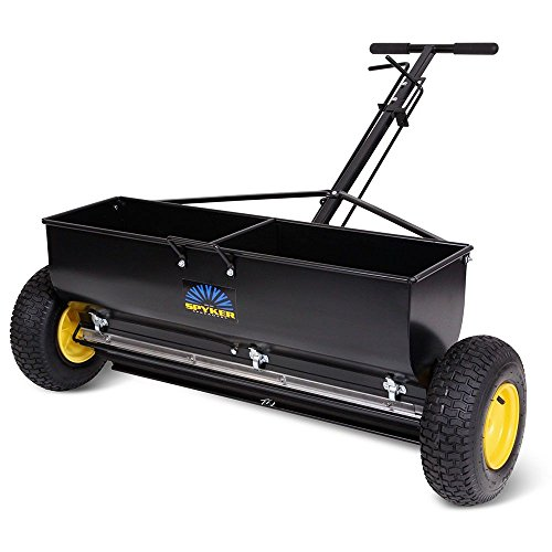 Spreader Lawn Drop (Spyker P70-12010 Commercial Drop Spreader)
