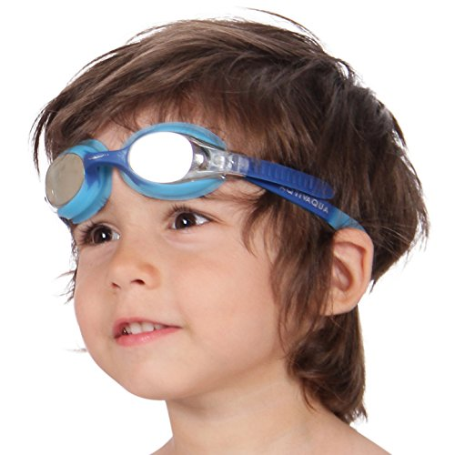 Swimming Goggles Hypoallergenic Silicone Protection product image