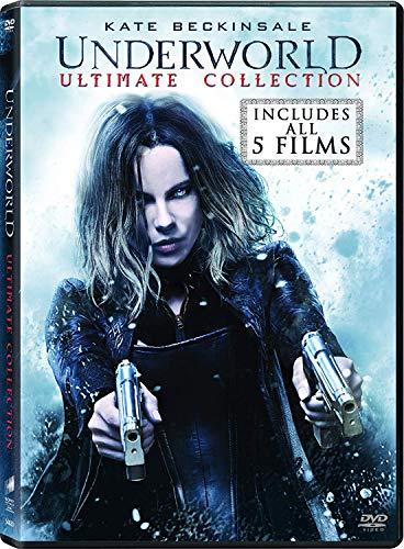 Underworld: Ultimate Collection (Underworld / Underworld: Evolution - Vol / Underworld Awakening / Underworld: Rise Of The Lycans - Vol - Set / Underworld: Blood Wars)