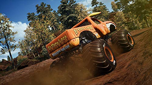Monster Jam Steel Titans - Xbox One Standard Edition