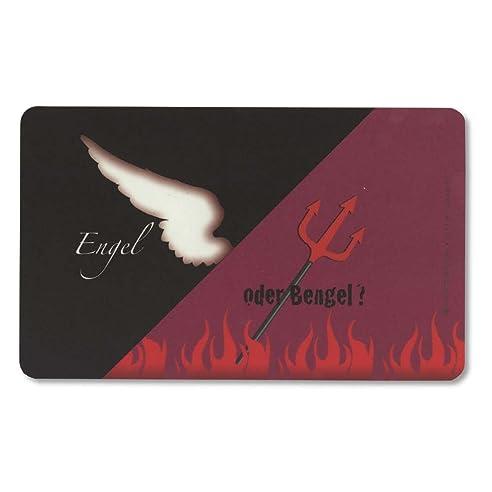 Engel Oder Bengel design home schneidebrettchen frühstücksbrettchen tray text engel
