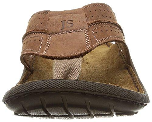 Josef Seibel Logan 25 - Zapatillas de deporte Hombre marrón - Marron (Nut)