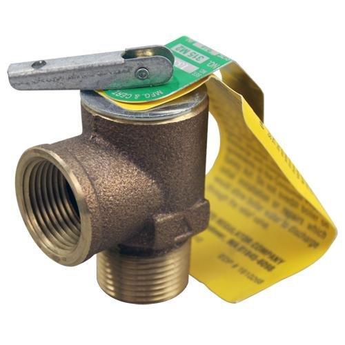 Watts 0342615 Valve Steam Safety 3//4 15 Psi Pressure Relief Bronze For Watts 561353