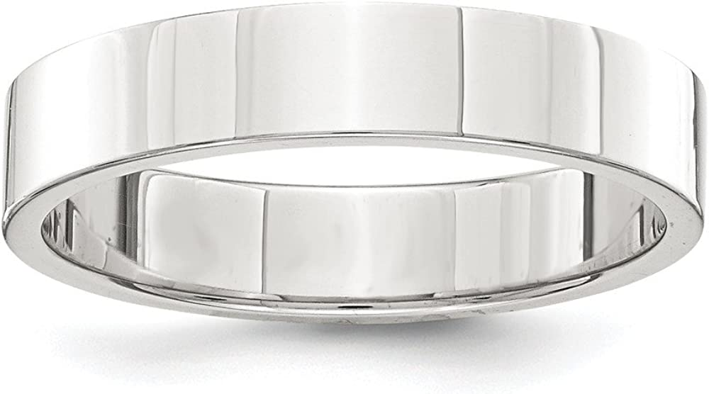 Solid 925 Sterling Silver Band Super Special SALE held Flat Wedding Bargain 4mm