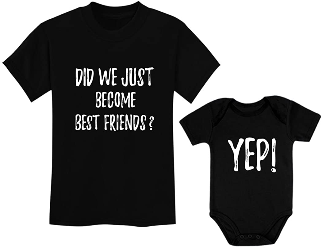 Big Brother/Sister Little Brother/Sister Set Gift for Siblings Baby & Toddler