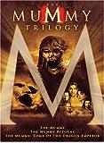 The Mummy Trilogy/ Trilogie La Momie (Bilingual)