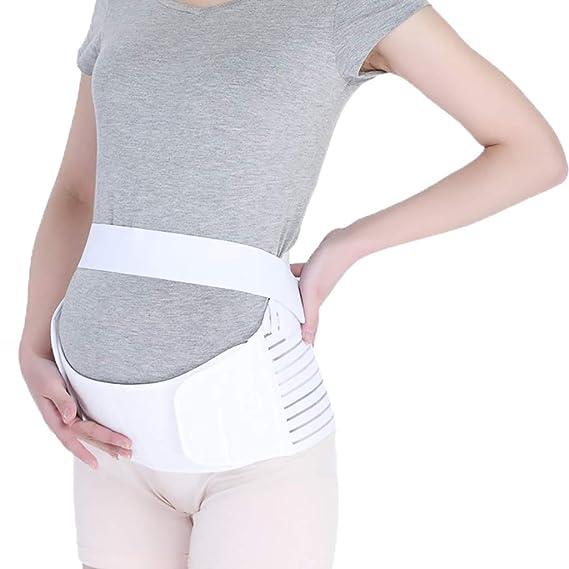 Cinturón Abdominal, Las Mujeres Embarazadas Soporte De La Cinta ...