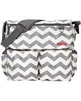 Skip Hop Dash Signature Diaper Bag, Chevron