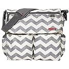 Skip Hop Dash Signature Diaper Bag, Chevron