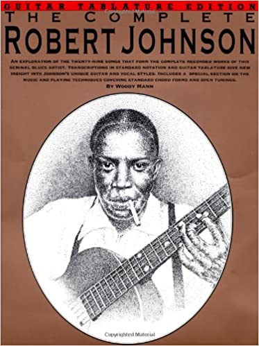 }IBOOK} The Complete Robert Johnson. Commands solicite Video North Designs tarjetas
