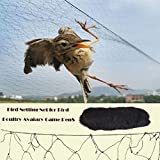 1515M Bird Netting Chicken Protective Net Screen Poultry Garden Aviary Game