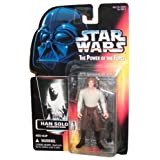 Kenner Star Wars 1996 Power of the Force - Han Solo in Carbonite
