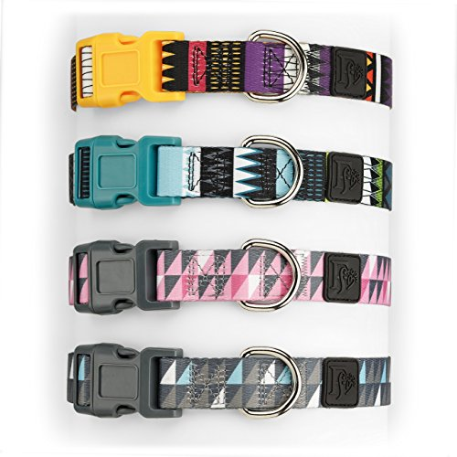 510ojGm1xwL - Dog Collar with Parttern designed by Friends Forever