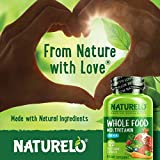 NATURELO Whole Food Multivitamin for Men - with