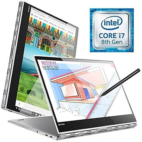 Yoga 920-13Ikb Glass 13.9 Uhd IPS Multi-Touch/I7-8: Lenovo ...