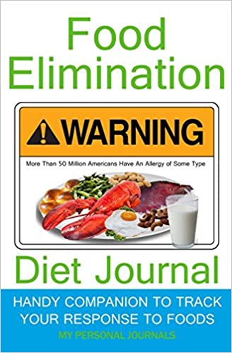 Food Elimination Diet Journal: The Handy Companion to Track Your Response to Foods (Diet Journals)