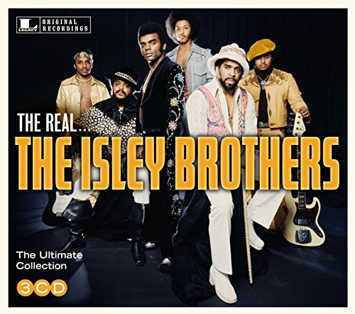 45 Greatest Hits of The Isley Brothers (3 CD Boxset) (The Best Of The Isley Brothers)