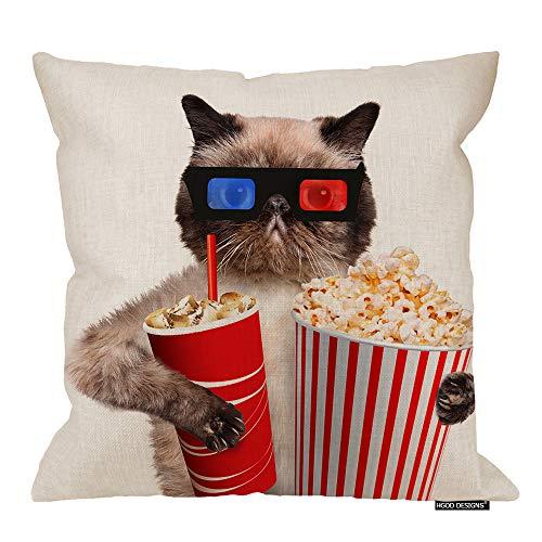 wearing popcorn - 3