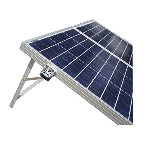 Eco Worthy 100 W Watt Portable Kits 100w 2x50w Folding Pv