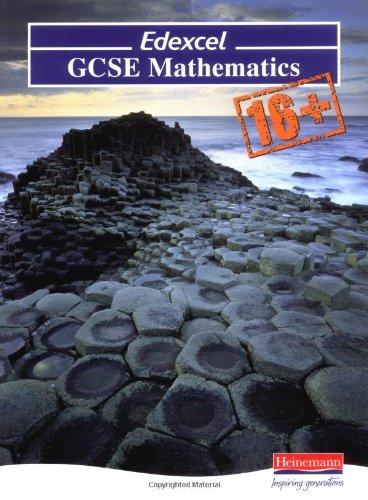 Edexcel GCSE Maths 16+ Student Book pdf epub