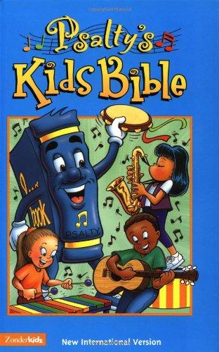 Psalty's Kids Bible Revised by Zonderkidz (Image #2)