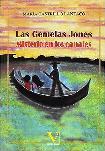 MISTERIO EN LOS CANALES Infantil-Juvenil: Amazon.es: MARIA CASTRILLO LANZACO: Libros