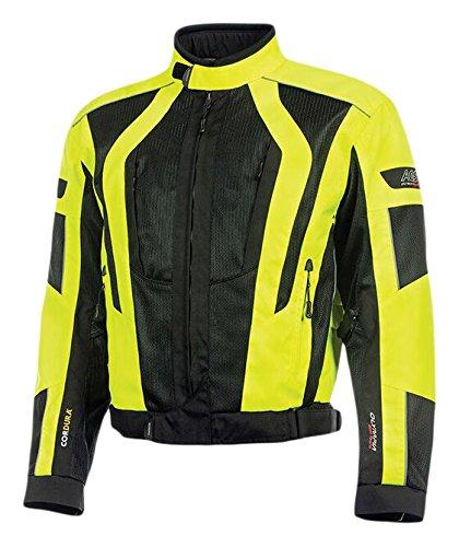 c2b832a9016f Amazon.com  Olympia Moto Sports MJ410 Men s Airglide 5 Mesh Tech ...