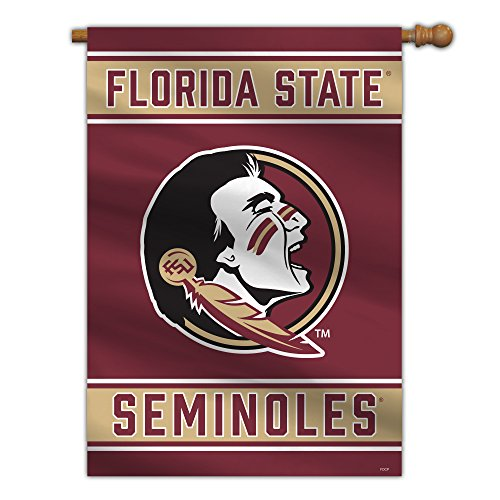 Fremont Die NCAA Florida State Seminoles 2-Sided House Flag, 28
