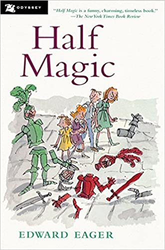 Image result for half magic cover