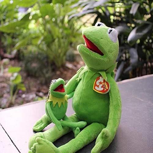 Hot Sale 40cm Kermit Plush Toys Sesame Street Doll Stuffed Animal Kermit Toy Animal Plush Frog Doll Kids Children Gift