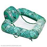 AQUA Zero Gravity Pool Chair Lounge, Inflatable