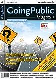 Corporate Finance & Private Equity Guide 2014 (GoingPublic Magazin-Sonderausgabe)