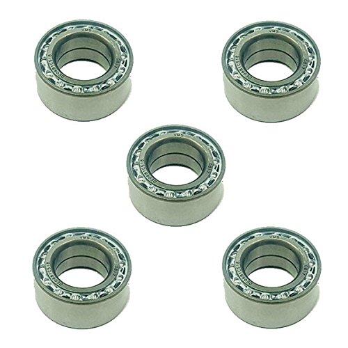 "5x R2 ZZ Metal Sealed Deep Groove Ball Bearings 1//8/"" x 3//8/"" x 5//32/"""
