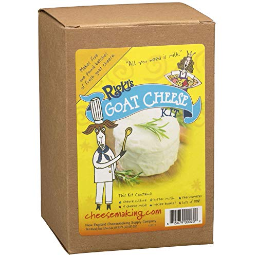 Ricki's Goat Cheese Kit