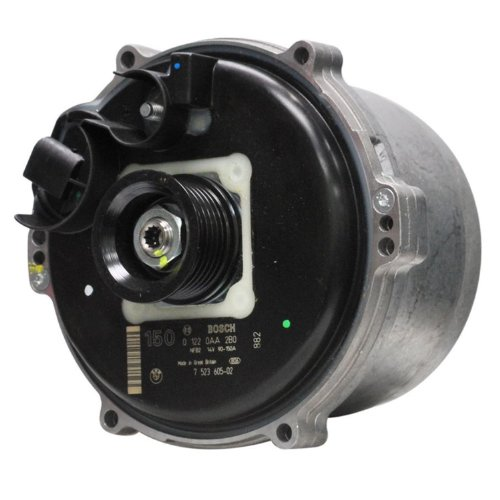 03 bmw 745li alternator - 6