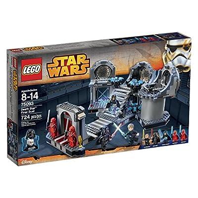 LEGO Star Wars Death Star Final Duel 75093 Building Kit