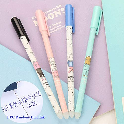Pen Drive Laser Pointer Writing - Meomeo2356 Jelly Color Ballpoint Pen Plastic Press The Ballpoint Pen School Supplies Stationery