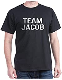 Team Jacob(White) Dark T-Shirt - 100% Cotton T-Shirt