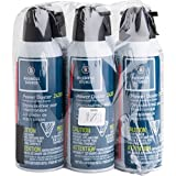 Compucessory Business Source 24306 Air Duster Cleaner Moisture-free/Ozone Safe 10 oz. 6/PK